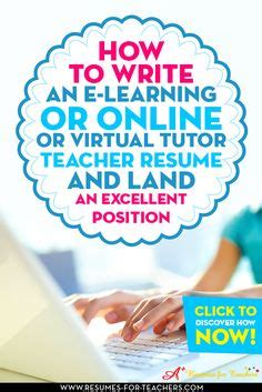 How to write a cover letter for teachers aide position